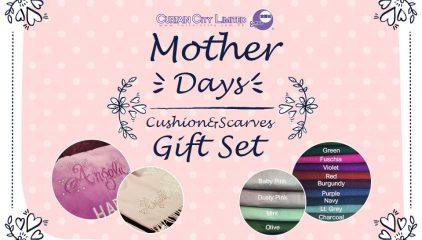"""💕不可缺少的一份""""愛""""!Curtain City獨家呈獻屬於每位母親的Mother Days Gift Set💝!"""
